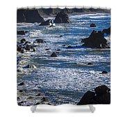 Beautiful California Coast Shower Curtain