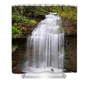Beautiful Cascade Shower Curtain