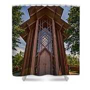 Beautiful Chapel Shower Curtain