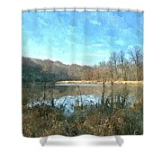 Beautiful Day 2 Shower Curtain
