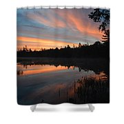 Beautiful Day's Promise Shower Curtain