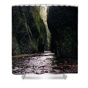 Beautiful Gorge Shower Curtain
