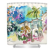 Beautiful House In Sintra Shower Curtain