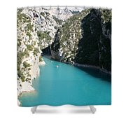 Beautiful Lac De Ste. Croix Shower Curtain