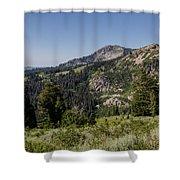 Beautiful Mountains Shower Curtain