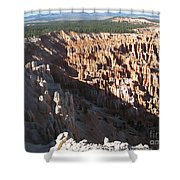 Cedar Breaks - Beautiful Nature Shower Curtain