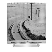 Beautiful Picture Shower Curtain