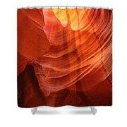 Beautiful Sandstone Shower Curtain