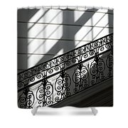 Beautiful Staircase Shower Curtain