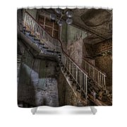 Beautiful Stairs Shower Curtain