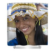 Beautiful Women Of Brazil 11 Shower Curtain