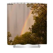 Beauty After The Storm Shower Curtain