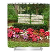 Beauty At Pelican Cove Shower Curtain