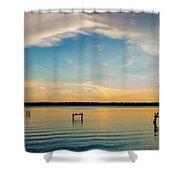 Beauty At Sundown Shower Curtain
