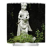 Beauty Of Bali Indonesia 2 Shower Curtain