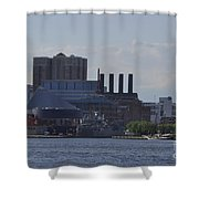 Beauty Of Baltimore Shower Curtain