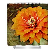 Beauty Of Creation Shower Curtain