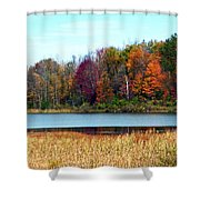 Beauty Of Fall Shower Curtain