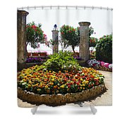 Beauty Of Ravello Italy Shower Curtain