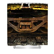 Beauty Of Rust 5 Shower Curtain