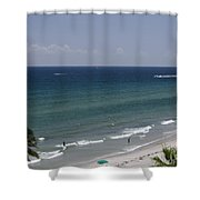 Beauty Of The East Shower Curtain