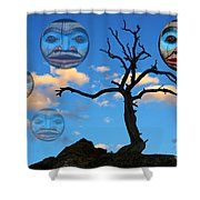 Magic Of The Pacific Northwest 3 Shower Curtain