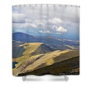 Beauty Of Wales Shower Curtain