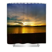 Beauty Rising Shower Curtain