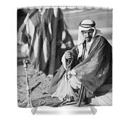 Bedouins In Jordan Shower Curtain