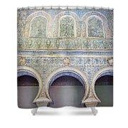 Bedroom Of The Moorish Kings In Real Alcazar Shower Curtain
