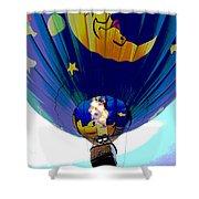 Bedtime Shower Curtain
