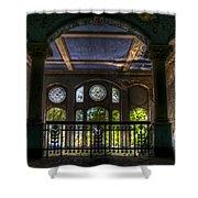 Beelitz Arches Shower Curtain