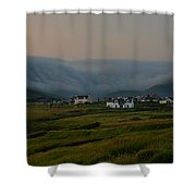 Beenbawn Shower Curtain