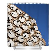 Beer Cans Shower Curtain