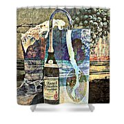 Beer On Tap Shower Curtain
