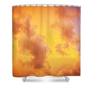 Before The Storm Clouds Stratocumulus 10 Shower Curtain