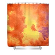 Before The Storm Clouds Stratocumulus 2 Shower Curtain