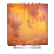Before The Storm Clouds Stratocumulus 9 Shower Curtain