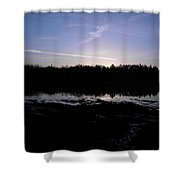 Beginning Of A New Day Shower Curtain