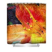 Beguile Shower Curtain