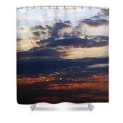 Behold The Dawn Shower Curtain