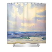 Behold The Glory Shower Curtain