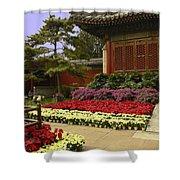 Beijing Summer Palace Shower Curtain