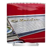 Bel Air Beauty Shower Curtain