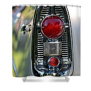 Bel Air Taillight Shower Curtain