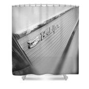 Bel Air Beauty Shower Curtain