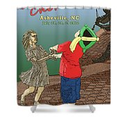 Bele Chere 2012 Shower Curtain