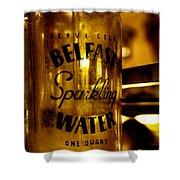 Belfast Sparkling Water Shower Curtain