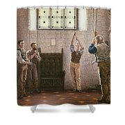 Bell Ringers Shower Curtain