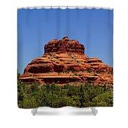 Bell Rock 1 Shower Curtain